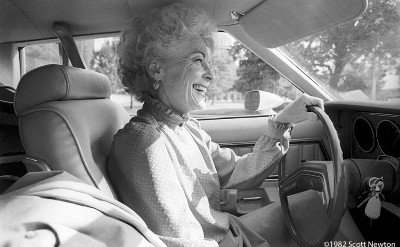 Ann Richards 1982  Austin, TX