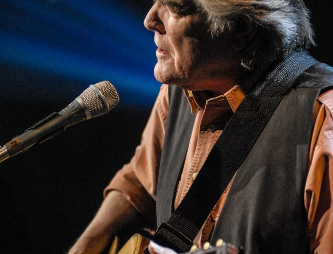 Guy Clark,  Austin City Limits 2008