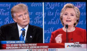 The First Debate -Trump and Clinton- Sept 26, 2016 (The First Trump – Clinton Debate, Sept 26, 2016)